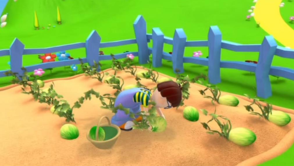 Álex y el huerto mágico   Energía para crecer