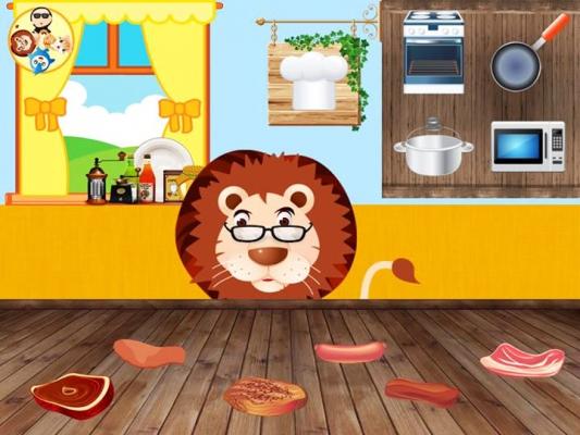 App educativas alimentacion