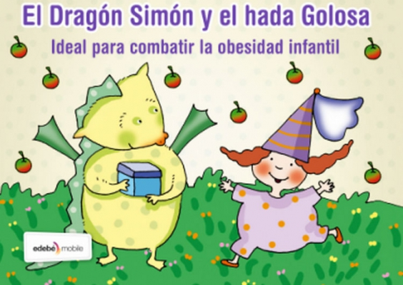 App infantil El dragón Simón y el hada Golosa