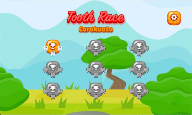 Carakuato Tooth Race