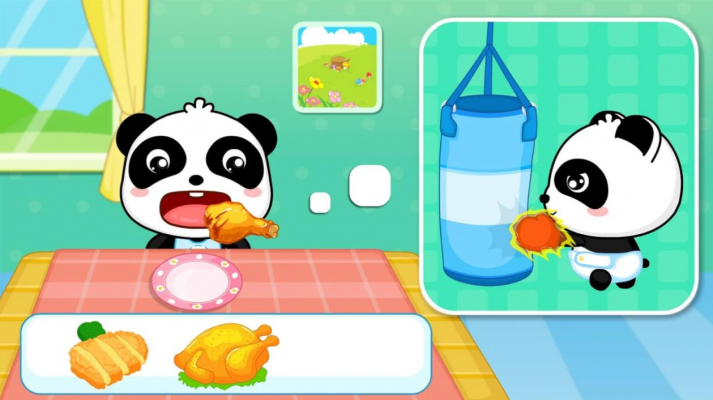 Hora de Comer: Dieta Panda app