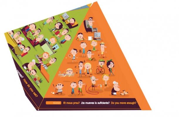 Juegos educación primaria alimentación