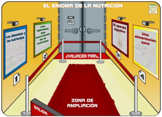 El enigma de la nutrición - inicio