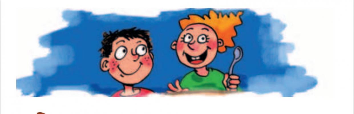 Libro alimentación niños y niñas