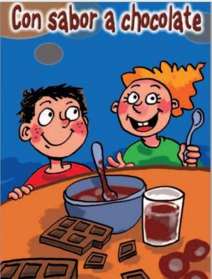 Libro Con sabor a chocolate