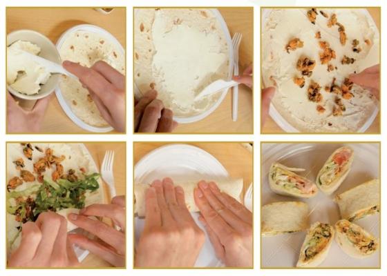 Actividades gastronómicas en el entorno escolar. Ideas prácticas para el profesorado
