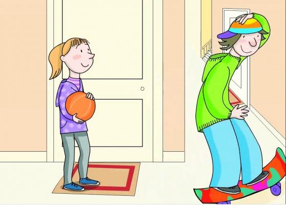 Vídeos actividad física niños