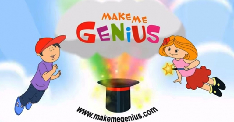 Make me a genious: Our Food (Hazme un genio: Nuestra comida)