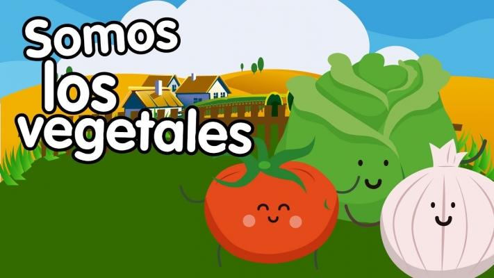 Canción de los vegetales