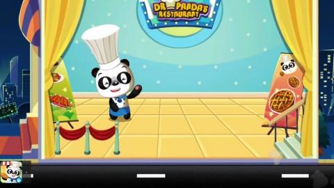 El restaurante del doctor Panda