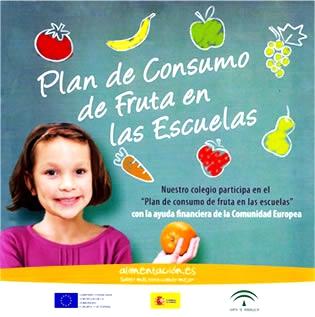 Guía didáctica: Plan de Consumo de Frutas en las Escuelas.