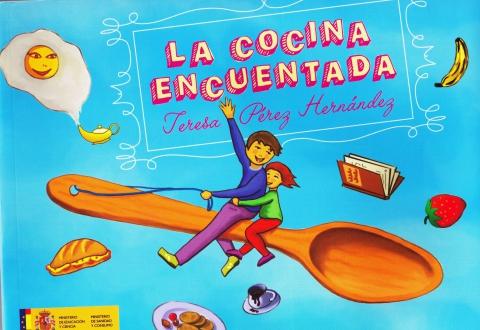 Libro La cocina encuentada