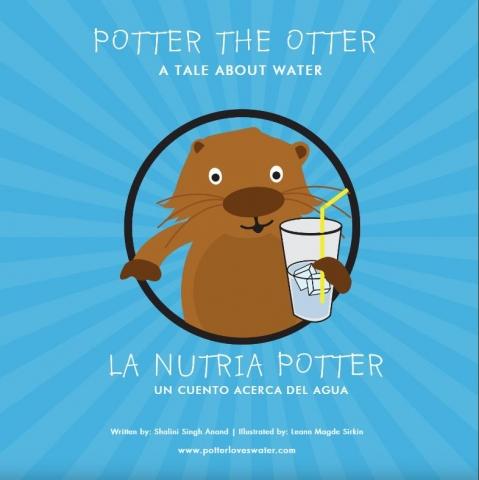 La Nutria Potter, un cuento acerca del agua