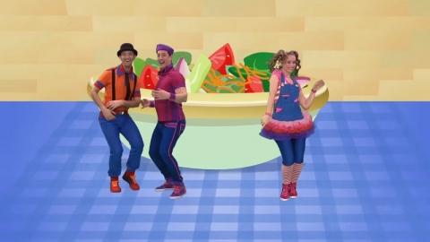 Pica-Pica - El Baile De La Ensalada
