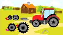 Animais de granxa – Nenos