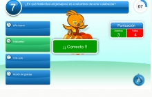 juegos online alimentación Alimentraining