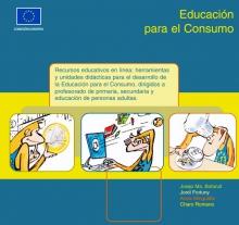 Libro Educación para el consumo secundaria