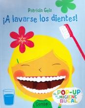 Libro ¡A lavarse los dientes!