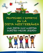 Profesores expertos en dieta mediterránea