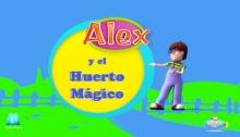 Vídeo Álex y el huerto mágico