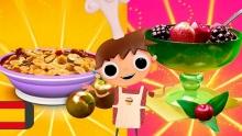 Telmo y Tula pequeños cocineros: zumos para niños